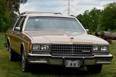 Caprice Estate Wagon 7 persons