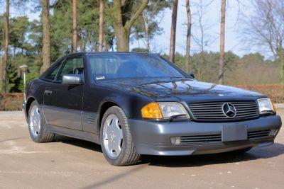 500 SL Convertible (W129)