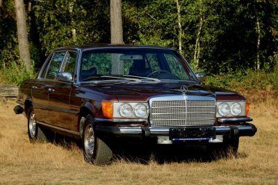 450 SEL W116 Sedan