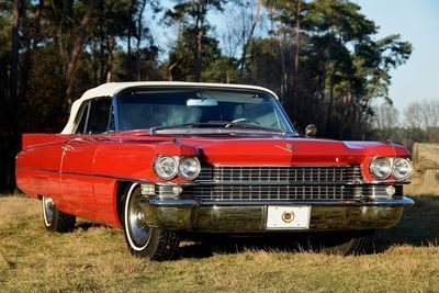 62 series Convertible