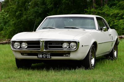Firebird 326 V8 Coupe