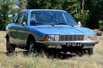 RO 80 Sedan