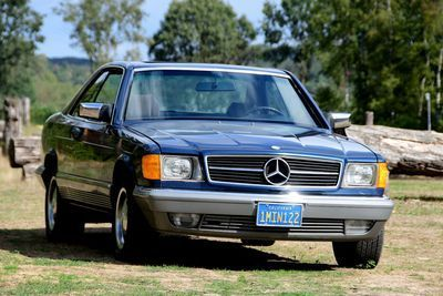 500 SEC Coupe (W126)