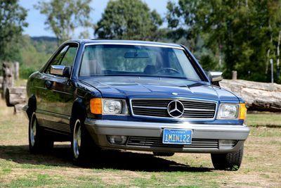 500 SEC Coupe (W126)