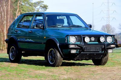 Golf II Country 4x4