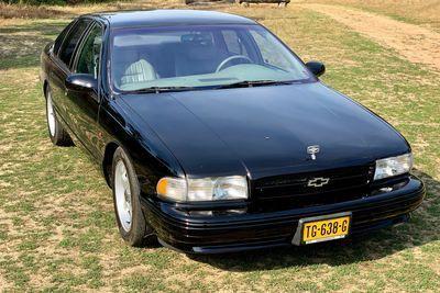 Impala SS Sedan