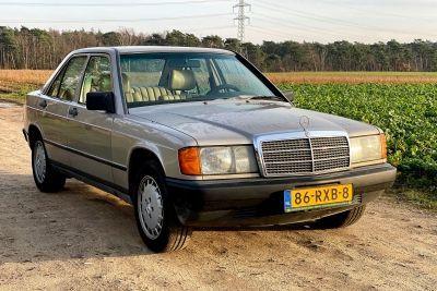 190 Diesel 2.5 (W201) Sedan