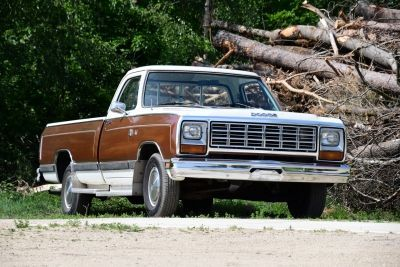 Dodge Ram D150 Pick-Up