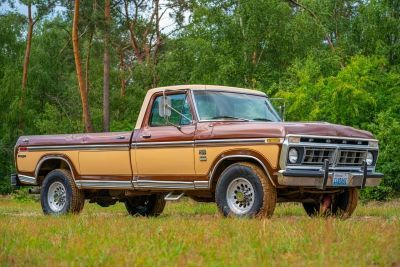 Ford Pick-Up F350
