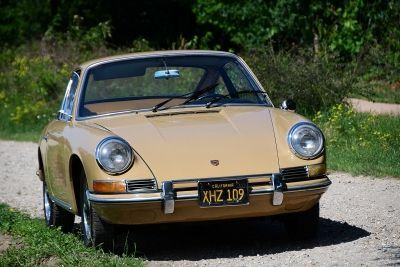 Porsche 912 Karmann Coupe