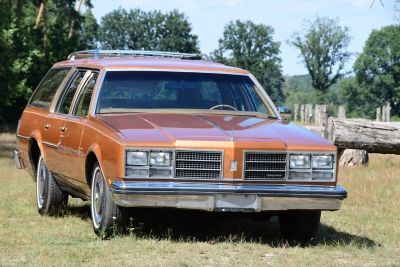Oldsmobile Delta 88 Stationwagon