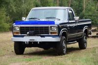 Ford F350 Ranger Pick-Up 4x4 automatic