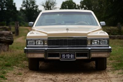 Cadillac Coupe de Ville 7.0 V8