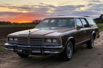 Pontiac Grand Safari Wagon