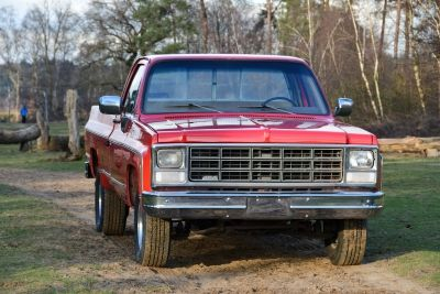Chevrolet Silverado C30 BIG BLOCK Pick-Up