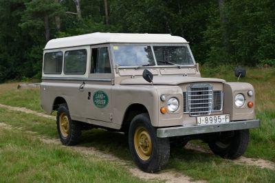Landrover Santana 109 Diesel